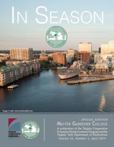 Resources & Updates for Virginia Master Gardeners